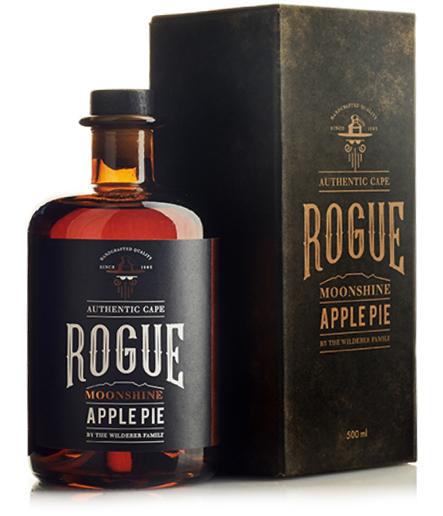 Wilderer Rogue Apple Pie Moonshine
