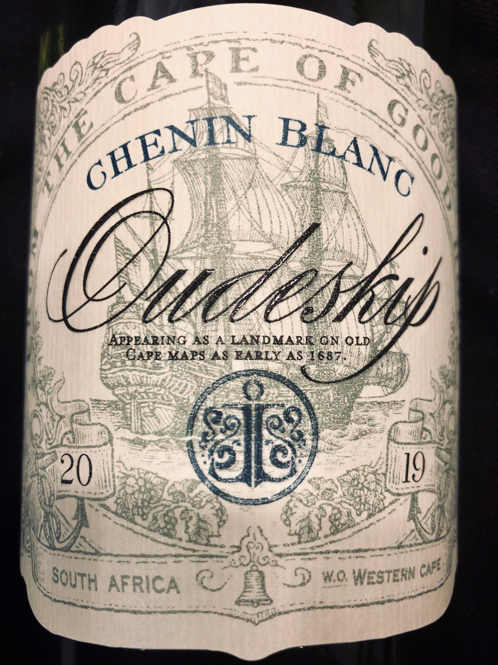 Oudeskip Chenin Blanc 2019