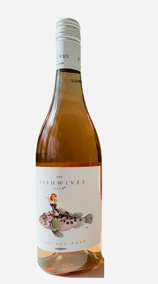 The Fish Wives Rosé 2020